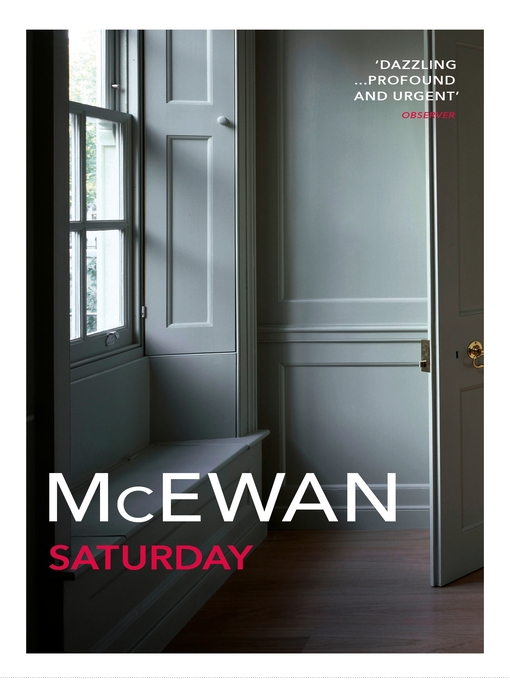 Saturday (eBook)